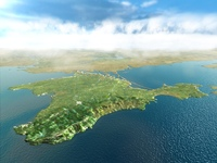 Крымский магнит манит туристов