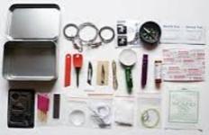 Основы комплектации носимого аварийного запаса