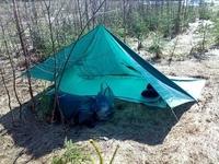 УКРЫТИЕ - или тент против палатки